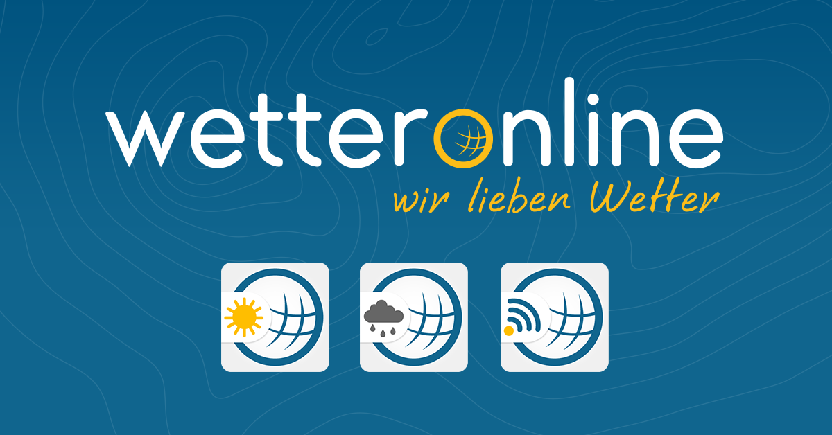 WetterOnline App für iOS, Android und Windows Phone - wetteronline.de