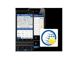 WetterApp für iPhone, iPod, iPad und Android-Geräte