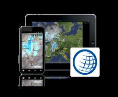 WetterMaps App für iPhone, iPod, iPad und Android-Geräte