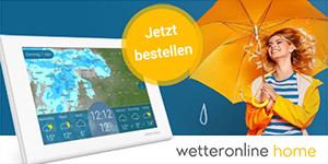 wetter online wetterstation